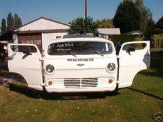 1969 Chevy Van