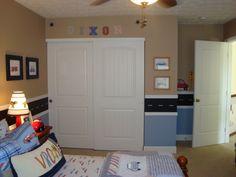 Race car Boy room ideas | My Little Guys Big Boy Room - Boys Room Designs - Decorating Ideas ...