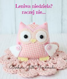 Barbara Handmade: pretty owl