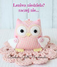 Barbara Handmade: pretty owl