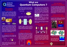 What Are Quantum Computers? Infographic