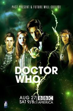Doctor Who (2005) - Saison  6 affiche