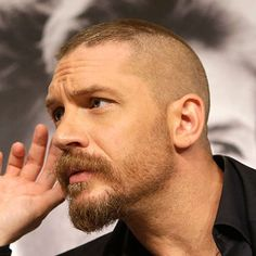Tom Hardy Hair - Buzz Cut