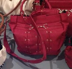 Miche Luxe shown at the mpower conference this week! I love it!