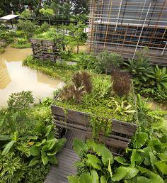 Enabling Village- Singapore- WOHA
