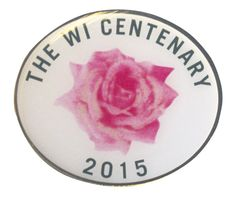 NFWI Shop | WI Centenary Badge - £5