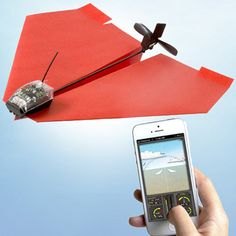 PowerUp 3.0 Electric Paper Airplane Conversion Kit