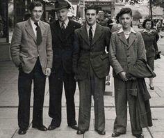 La moda masculina de los años 30's http://www.rincondecaballeros.com/threads/5541-La-moda-masculina-de-los-a%C3%B1os-30-s #rincondecaballeros
