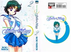 Review: Pretty Guardian Sailor Moon Volume 2 Acts 7 - 11