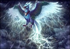 Thunderbird by begasuslu.deviantart.com on @DeviantArt