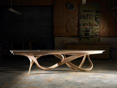 #JosephWalsh - This would be a stunning conference table!!!! #WorkspaceVision                                                                                                                                                                                 More