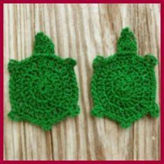 Apliques a crochet, con sus correspondientes patrones gratuitos, para mejorar todas nuestras prendas.