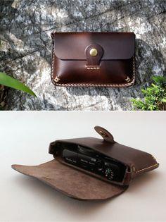 leather camera case | Duram Factory