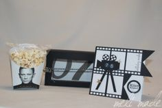 James Bond Geschenk Set Kino Spectre Karte