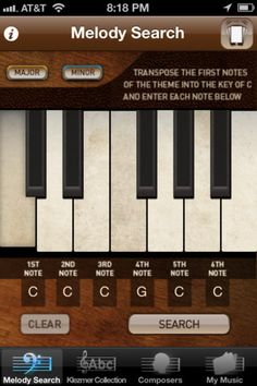 App designed by musicians for musicians. Sheet music for over 100 Jewish traditional , religious, klezmer, Sefardic/Ladino, Chasidic, Yiddish, cantorial, simcha party and Israeli folk melodies/songs (stay tuned, developer are constantly expanding and adding more sheet music).
