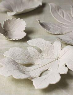 Clay Leaf Bowls Urban Comfort 1