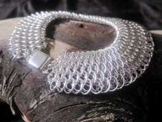 Dragonscale Sterling Silver - my personal favourite!!