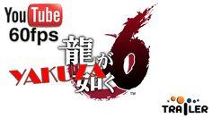 Yakuza 6 ...Trailer(Teaser) 60 Fps