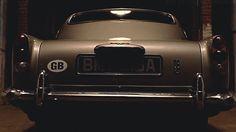 Aston Martin -  James Bond