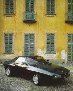 "Alfa Romeo Zeta 6 Zagato Salon de Geneve 1983 Automobiles classiques Juin-Juillet 1986 """