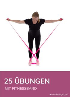25 Übungen mit Fitnessband Do you want to train your back? – Find the right ex… 25 Übungen mit Fitnessband Do you want to train your back? – Find the right ex…,uncategorized 25 Übungen. Pilates Workout Routine, Fitness Workouts, Fitness Motivation, Insanity Workout, Best Cardio Workout, At Home Workouts, Fitness Band, Zumba Fitness, Sport Motivation
