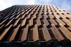 facade wood panels operable - Google Search