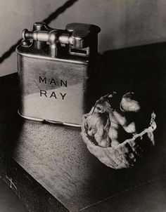 Still-Life with Lighter, Man Ray Pompidou Paris, Georges Pompidou, Still Life Photography, Vintage Photography, Portrait Photography, Fashion Photography, Photography Tips, Street Photography, Landscape Photography