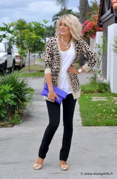 Policies | Animal print cardigans, Leopards and Black tops