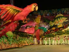 Parintins Festival - Amazonas