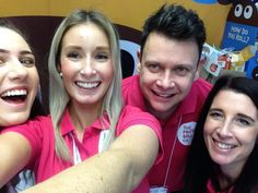 The Protein Ball Co are famous for their healthy, delicious protein balls, created by husband & wife team Matt & Hayley Hunt for everyone from serious gym users to people who just want a healthy snack. Here are some of the Protein Ball crew taking an on-location office selfie during the recent International Food & Drink Event, working hard, but with the good humour and team spirit that's helped to define the business.