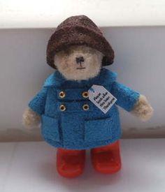 Paddington brown hat 1/12 (Sally Reader)