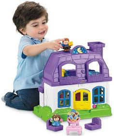 Best Toys and Gifts for Girls 2 Years Old - Little Play House