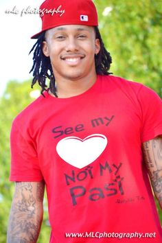 See my heart not my past. Purchase yours today!