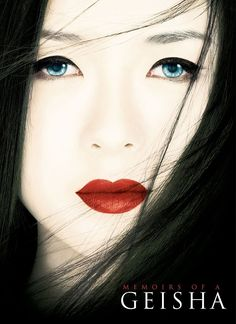 Memoirs of a Geisha LOVE THIS MOVIE!!!!