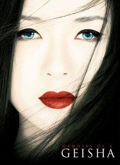 Memoirs of a Geisha LOVE THIS MOVIE!!!!