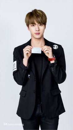 Kim Soek Jin ღ진ღ Jinie BTS 방탄소년단  [A.R.M.Y]