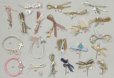 50 pc Witness pins Greek baptism Martyrika cross by eAGAPIcom Greek Wedding, Wedding Sets, Wedding Bracelet, Baby Accessories, Wooden Beads, Christening, Handmade Bracelets, Diy And Crafts, Pink