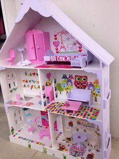 Mejores 99 Imagenes De Barbie Casitas De Munecas En Pinterest