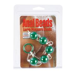 Anal Beads Large 5 beads - buy now - http://store.paulinaboutique.com/ANAL_BEADS_LG_ASST_COLORS-details.aspx