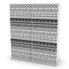 Aztec #Ikea #Cover - Customize #furniture – #Adhesive #Fabric