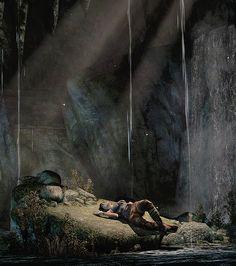 f Rogue Thief underdark entrance Tomb Raider