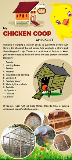 Glenna's Chicken Coop (glennamosley1871) on Pinterest