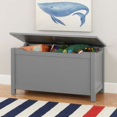 Iu0027m Just A Toy Box (Grey)