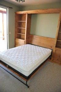 Make Space For The Christmas Season With A Beautiful Murphy Wall Bed  Murphy Wall Beds are the perfect solution for adding extra sleeping space to any home without having to devote a lot of permanent space for use as a guest bedroom.
