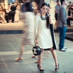 A whirlwind of style Bangkok... #beautiful #fashion #Bangkok #Thailand #fashionblogger #photographer #wanderlust #elle #chanel