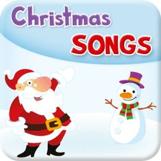 """Easy Christmas songs for kids from Super Simple Songs Learning. Includes """"Jingle Bells,"""" """"We Wish You A Merry Christmas"""" and more."""