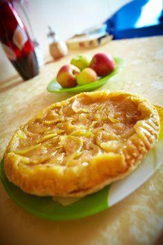 Яблочный пирог сестер Татен