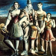 Puppenspielerfamilie - (Rafael Zabaleta Fuentes)