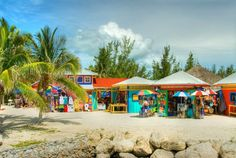 CocoCay Bahamas : The Bahamas shopping