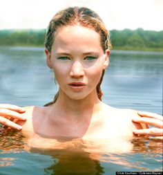 Check out photos from Jennifer Lawrence's early modeling career